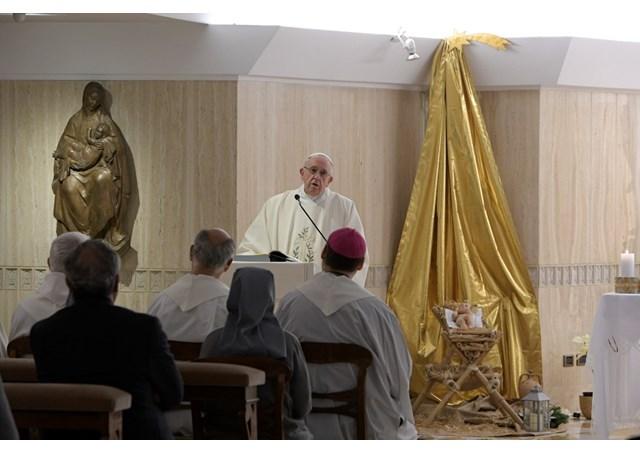 Папа: Зневага слабшого – це діло сатани