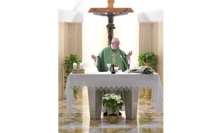 Папа: ми не повинні молитись немов «папуги», не цікавлячись тим, чого просимо