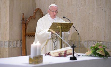 Папа: Справжня покора неможлива без приниження