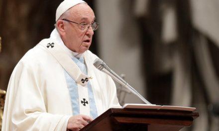 Папа: на початку року Богомати показує нам дорогу до того, що є цінним
