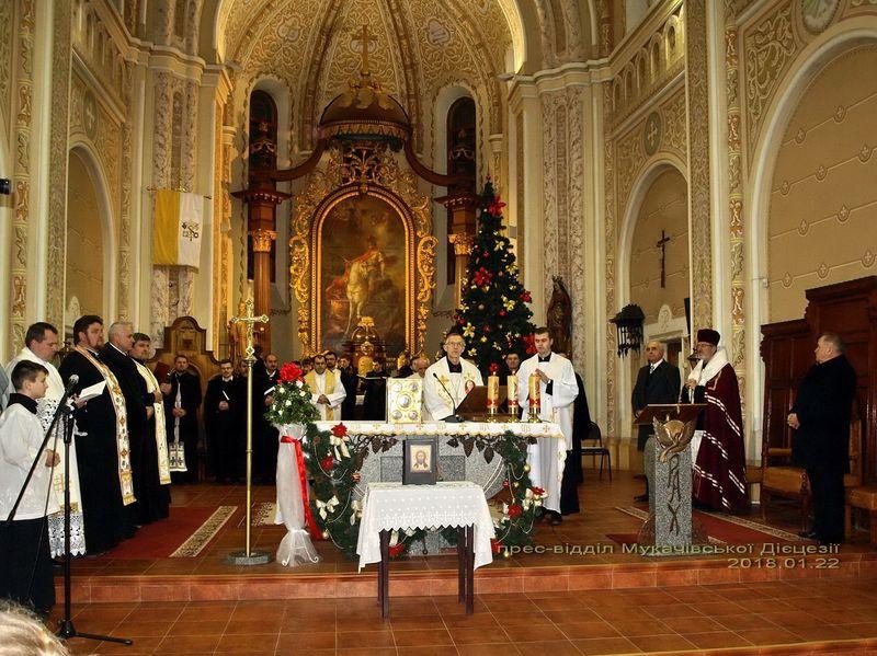 Нехай Церкви по всьому світу стануть знаряддям Твого миру