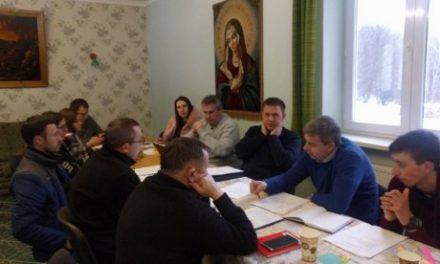 На Закарпатті відбулося засідання Комісії у справах душпастирства молоді РКЦ