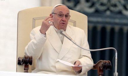 Папа: Літургія Слова – діалог Господа Бога з віруючим людом