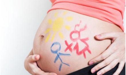 Психологічний розвиток дитини в утробі матері