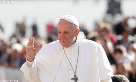 Папа: Проказуючи «Отче наш», молимося так, як молився Ісус