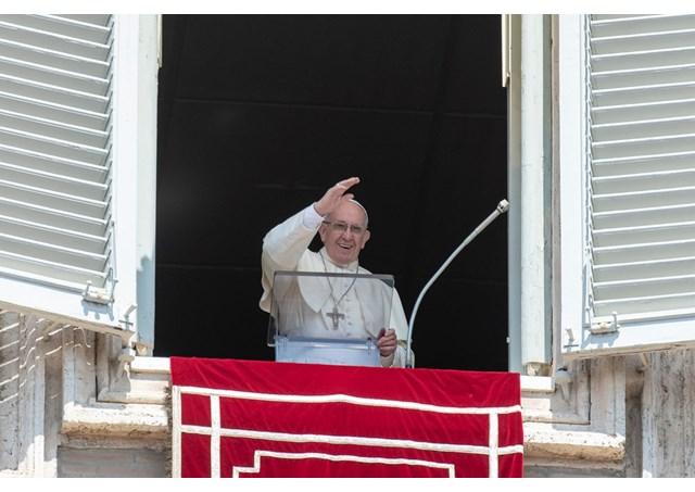 Папа: Перебуваючи в єдності з Ісусом, приносимо плоди нового життя