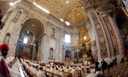 Папа: Церкві й світові потрібне милосердя