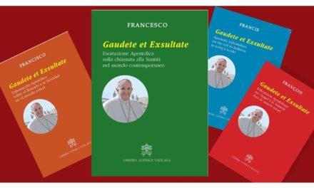Апостольське напоумлення Папи Франциска «Gaudete et exsultate» про святість (підсумок)