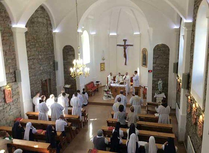 Зустріч слов'яномовного духовенства Мукачівської дієцезії у Сваляві на Закарпатті