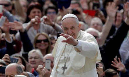 Папа: Не можемо приступити до Христа, висуваючи умови