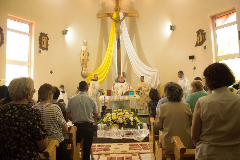 Храмове свято Пресвятої Трійці в Ужгороді