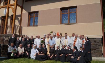 Освячено дім-монастир у Тур'я Ремети