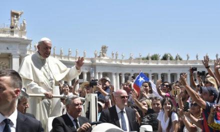 Папа: Ми – Божі діти, а не раби