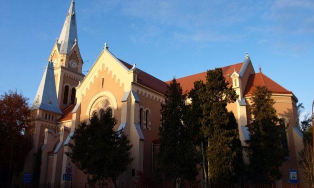 Мукачево. Кафедральний собор Св. Мартина