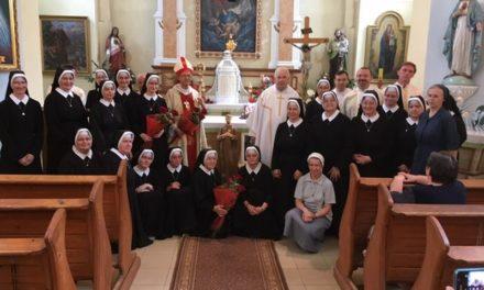 25-та річниця служінню сестер у Великому Березному
