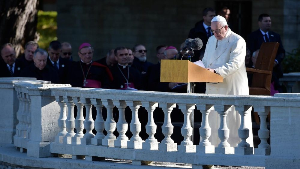 Папа в Естонії: Покладатись виключно на технологічний прогрес небезпечно