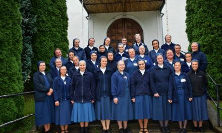 Зустріч Дочок Милосердя, які служать в Україні