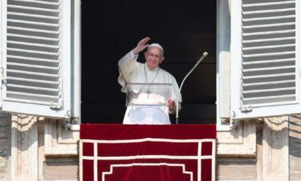 Папа: Дорога служіння – магістраль, що веде до неба