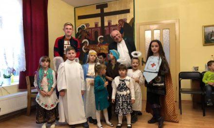 Вечірка святих у Сторожниці