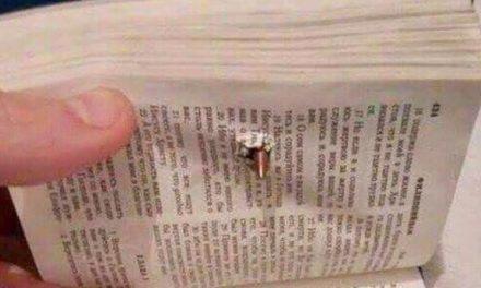 В Станіслава стріляв снайпер, цілився в серце…. але біля сердця він носив Новий Заповіт…