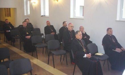 Розпочалися реколекції католицьких єпископів України