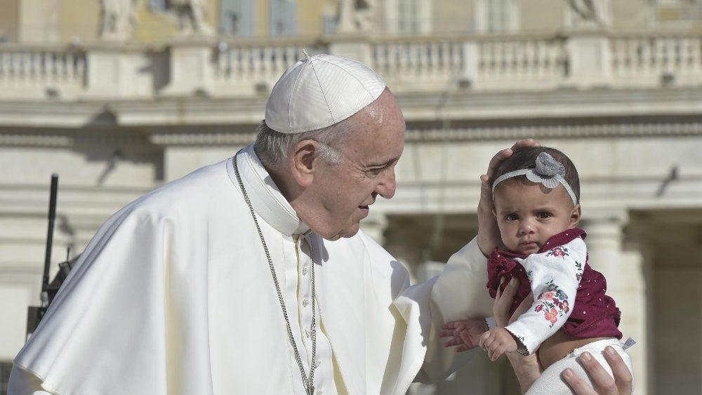 Папа: Життя – це час, щоби любити, а не володіти