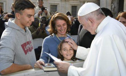Папа: Змінити своє серце здатні тільки вбогі духом