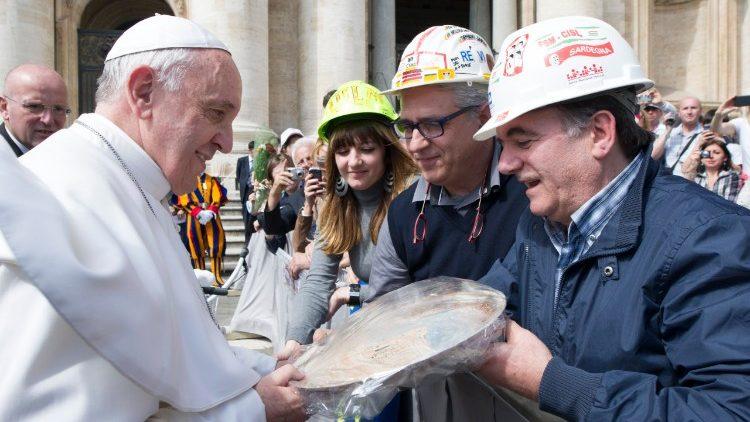 Папа Франциск про підприємництво, що служить спільному благу