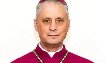 Єпископ Броніслав Бернацький – новий голова Конференції римсько-католицьких єпископів в Україні