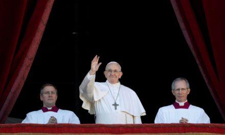 Папа: Господь принесе полегшення любій Україні, що з нетерпінням прагне миру