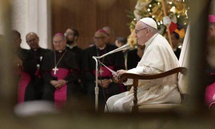 Папа: Віра – це звичка взивати до Бога