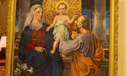 Початок Року Святості Подружжя та Сім'ї у Мукачівській дієцезії