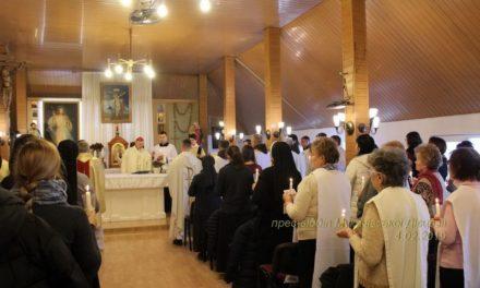 Фоторепортаж із зустрічі богопосвячених осіб