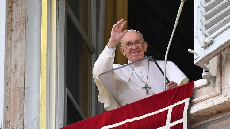 Папа: Перемагати спокуси, цілковито довіряючи Богові