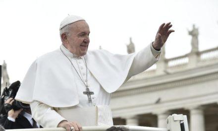 Папа: Хліб – це не приватна власність, а дар, яким слід ділитися