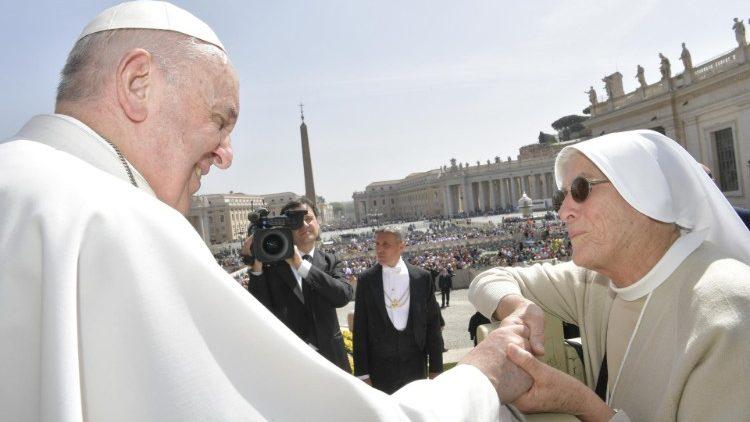 Папа: прощати, аби отримати прощення