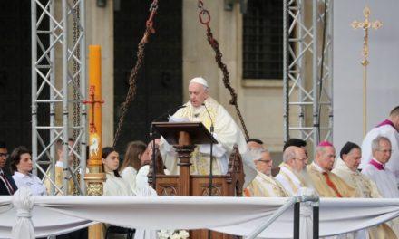 Проповідь Папи в Софії: Бути християнином означає повірити у Божу любов