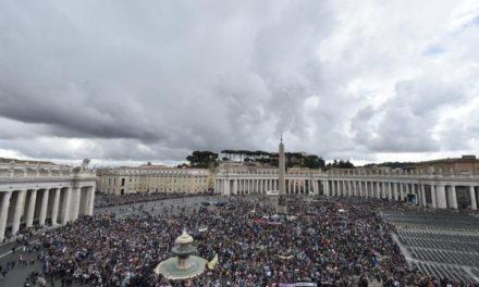 Папа: Ісус дає нам Свою любов, щоб ми нею любили ближніх