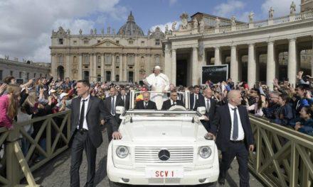 Папа: Боже спасіння не купується, воно є даром
