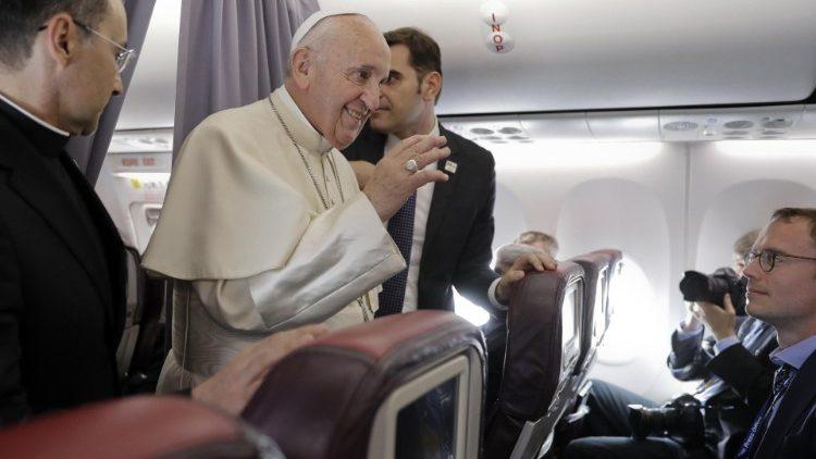 Папа: Європа повинна подолати песимізм та ідеології поділу