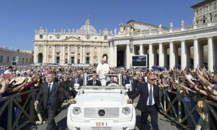 Папа: в душі християнина немає місця для егоїзму