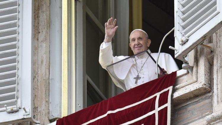 Папа: Молитва, якої нас навчив Господь – підсумок кожної молитви