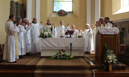 30-та річниця служіння францисканців на Закарпатті