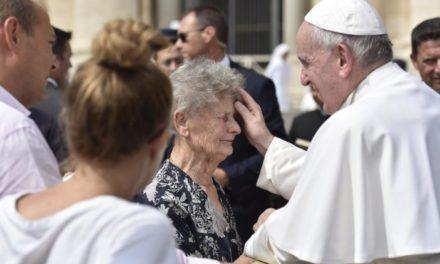Папа: бути свідками Христа, що зціляє