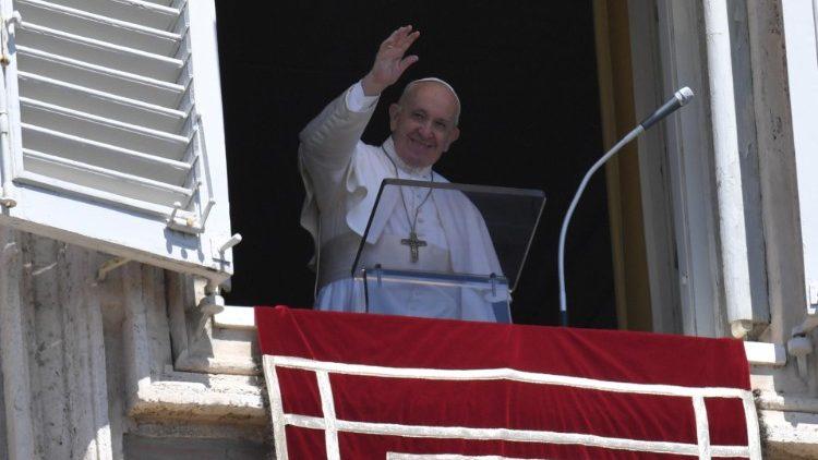 Папа: Наше життя – це дорога до вічності