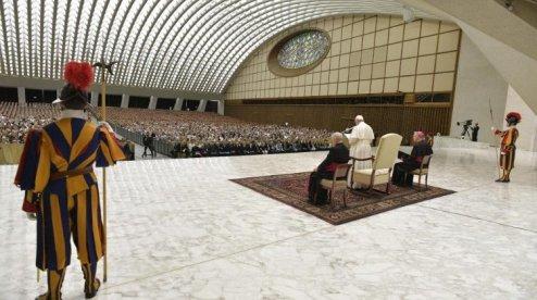 Папа: Церковна музика – привілейований спосіб наближення до Бога