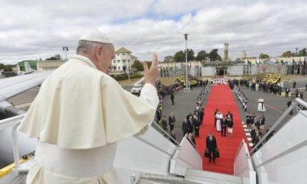 Подорож Папи Франциска до Африки: радість, надія та відповідальність