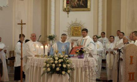 Зустріч духовенства та освячення органу у Сторожниці