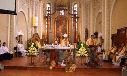 Призначення єпископа-помічника було оголошено на дієцезіальній урочистості
