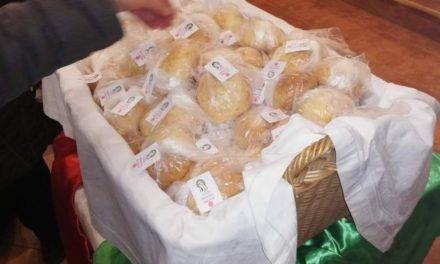 Поділитись хлібом з ближнім